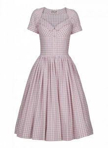 lena-hoschek-weekender-dress-gingham-rose